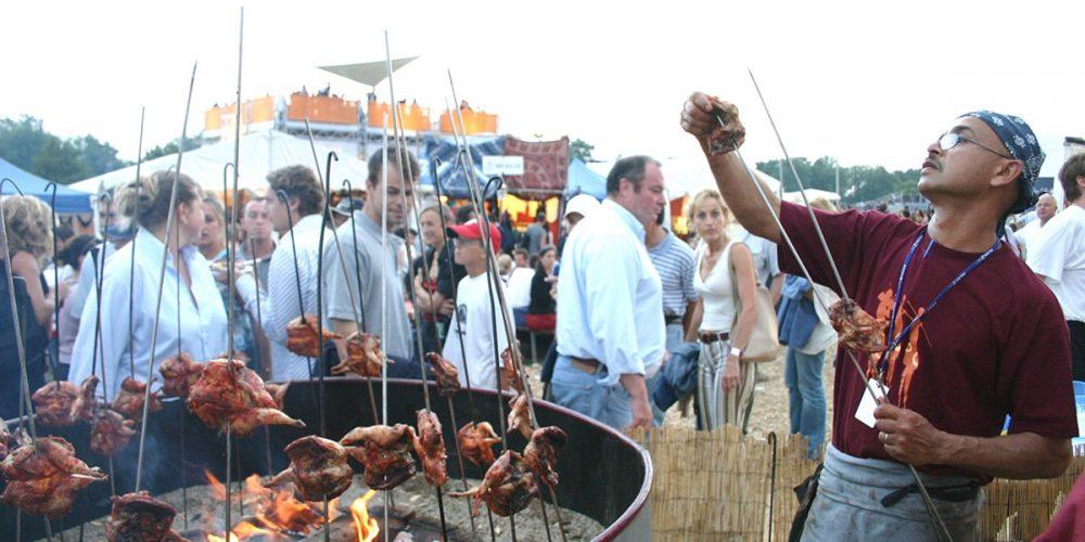 Paprika – Stand de nourriture indienne dans des festivals