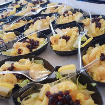 Paprika – Service traiteur salades
